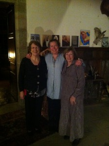 Les organisatrices : Thérèse, Isabelle, Odette